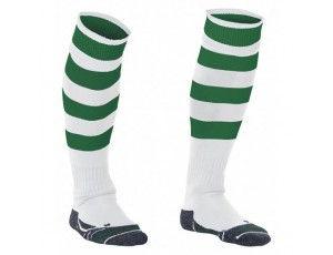 Hockeykleding - Hockeysokken - Reece Australia - Standaard kousen - kopen - Reece Original sock wit/groen