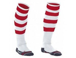 Hockeykleding - Hockeysokken - Reece Australia - Standaard kousen - kopen - Reece Original sock wit/rood