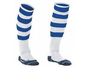 Hockeykleding - Hockeysokken - Reece Australia - Standaard kousen - kopen - Reece Original sock wit/royal