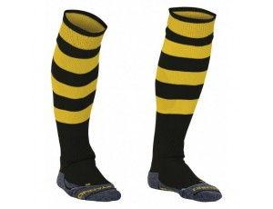 Hockeykleding - Hockeysokken - Reece Australia - Standaard kousen - kopen - Reece Original sock zwart/geel