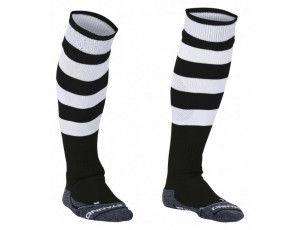 Hockeykleding - Hockeysokken - Reece Australia - Standaard kousen - kopen - Reece Original sock zwart/wit