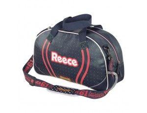 Hockeytassen - Shoulderbags - kopen - Reece Simpson Hockeybag navy/rood
