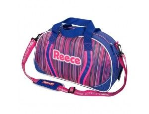 Hockeytassen - Shoulderbags - kopen - Reece Simpson Hockeybag roze/royal