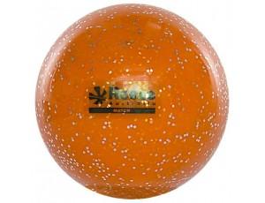 Clubmaterialen bulk - Hockeyballen - Hockeyballen particulieren - kopen - Reece Glitter Ball Oranje