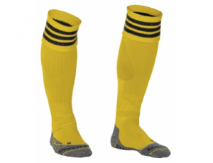 Hockeykleding - Hockeysokken - Standaard kousen - kopen - Stanno Ring Sock Geel/Zwart