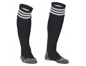 Hockeykleding - Hockeysokken - Standaard kousen - kopen - Stanno Ring Sock Zwart/Wit