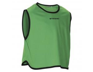 Clubmaterialen bulk - Hockey accessoires - Referee, coach en trainer - kopen - Stanno groen hesje