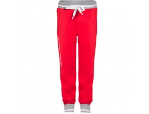 Brandshops - Hockey broeken - Hockeykleding - Indian Maharadja Brandshop - Indian Maharadja kleding - kopen - The Indian Maharadja Kids Tech Pants Red