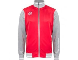 Brandshops - Hockey truien - Hockeykleding - Indian Maharadja Brandshop - Indian Maharadja kleding - kopen - The Indian Maharadja Men Tech Jacket Red