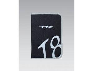 Hockey accessoires - Referee, coach en trainer - kopen - TK T8 Tactic file coachbord zwart (Uitverkocht)