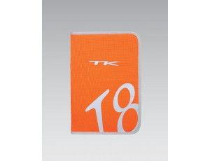 Hockey accessoires - Referee, coach en trainer - kopen - TK T8 Tactic file coachbord oranje (Uitverkocht)