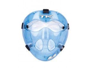 Gezichtmaskers - Protectie - kopen - TK T2 Player's Mask blauw (cornermasker – uitloopmasker)