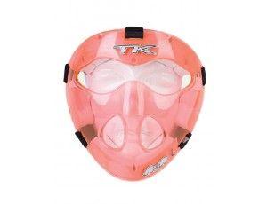 Protectie - Gezichtmaskers - kopen - TK T2 Player's Mask roze (cornermasker – uitloopmasker)