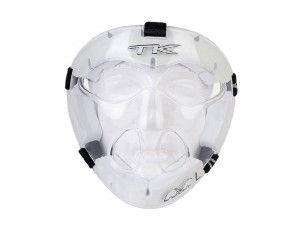 Gezichtmaskers - Protectie - kopen - TK T2 Player's Mask transparant (cornermasker – uitloopmasker)