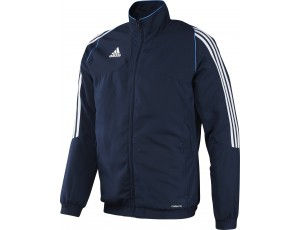 Adidas teamkleding - Hockey outlet - Hockey trainingsjassen - Hockeykleding - Overig - T12 teamkleding - kopen - Adidas T12 Jacket Men Navy (Aktie)
