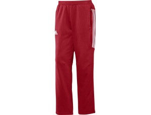 Adidas teamkleding - Hockey broeken - Hockey outlet - Hockeykleding - Overig - T12 teamkleding - kopen - Adidas T12 Sweat Pant Men Red (Aktie)
