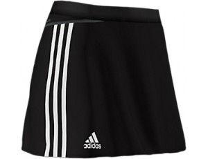 Adidas teamkleding - Hockey outlet - Hockey rokjes - Hockeykleding - Overig - T12 teamkleding - kopen - Adidas T12 Skort Women Black (Aktie)