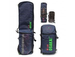 Brandshops - Hockeytassen - Osaka hockey - Sticktassen -  kopen - Osaka Pro Tour Custom Stickbag deluxe navy