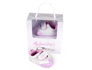 "Hockey accessoires - Cadeaus en gadgets - kopen - Dita Babyshoes ""My First Dita's"" Pink"