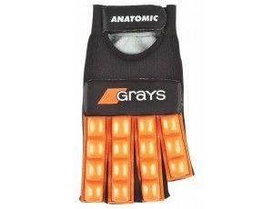 Hockeyhandschoenen - Protectie -  kopen - Grays Anatomic Left Hand Oranje