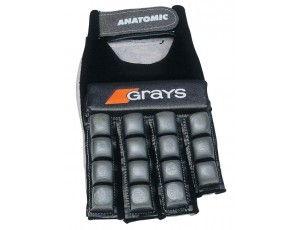 Hockeyhandschoenen - Protectie -  kopen - Grays Anatomic Left Hand Zilver