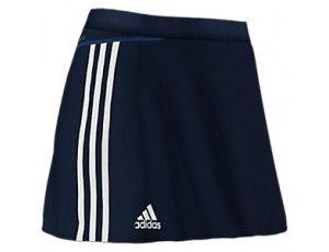 Adidas teamkleding - Hockey outlet - Hockey rokjes - Hockeykleding - Overig - T12 teamkleding - kopen - Adidas T12 Skort Women Navy (Aktie)