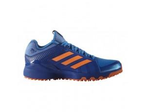 Adidas Brandshop - Adidas hockeyschoenen - Hockeyschoenen - Senior hockeyschoenen -  kopen - Adidas Hockey Lux Blue-Orange