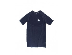 Hockey shirts - Hockeykleding - Osaka kleding - kopen - Osaka Tech Knit Short Sleeve Tee Men – Navy Melange
