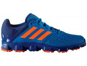 Adidas Brandshop - Adidas hockeyschoenen - Hockeyschoenen - Senior hockeyschoenen -  kopen - Adidas Flex II Blue-Orange