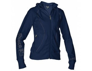 Hockey outlet - Hockey truien - Hockeykleding - Overig - Reece Australia - kopen - Reece Hooded Sweat Full Zip ladies Marineblauw SR