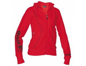 Hockey outlet - Hockey truien - Hockeykleding - Overig - Reece Australia - kopen - Reece Hooded Sweat Full Zip ladies Rood SR