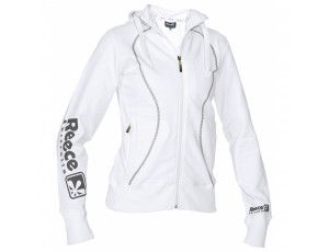 Hockey outlet - Hockey truien - Hockeykleding - Overig - Reece Australia - kopen - Reece Hooded Sweat Full Zip ladies Wit SR