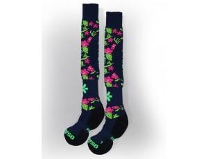 Fantasy Socks - Hockeysokken - kopen - Osaka Sok Flowers