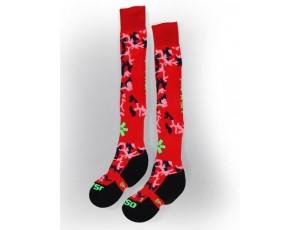 Fantasy Socks - Hockeysokken - kopen - Osaka Sok Red camo