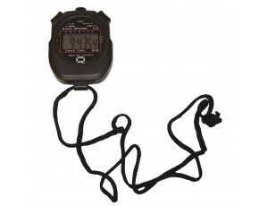 Hockey accessoires - Referee, coach en trainer - kopen - Stanno Stopwatch Zwart