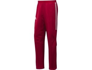 Adidas teamkleding - Hockey broeken - Hockey outlet - Hockeykleding - T12 teamkleding - kopen - Adidas T12 Pant Men Red (Aktie)
