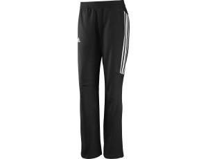 Adidas teamkleding - Hockey broeken - Hockey outlet - Hockeykleding - T12 teamkleding - kopen - Adidas T12 Sweat Pant Women Black (Aktie)