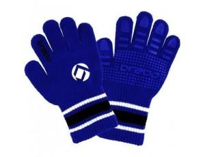 Hockeyhandschoenen - Protectie -  kopen - Brabo Winterglove Extra Grip Blue