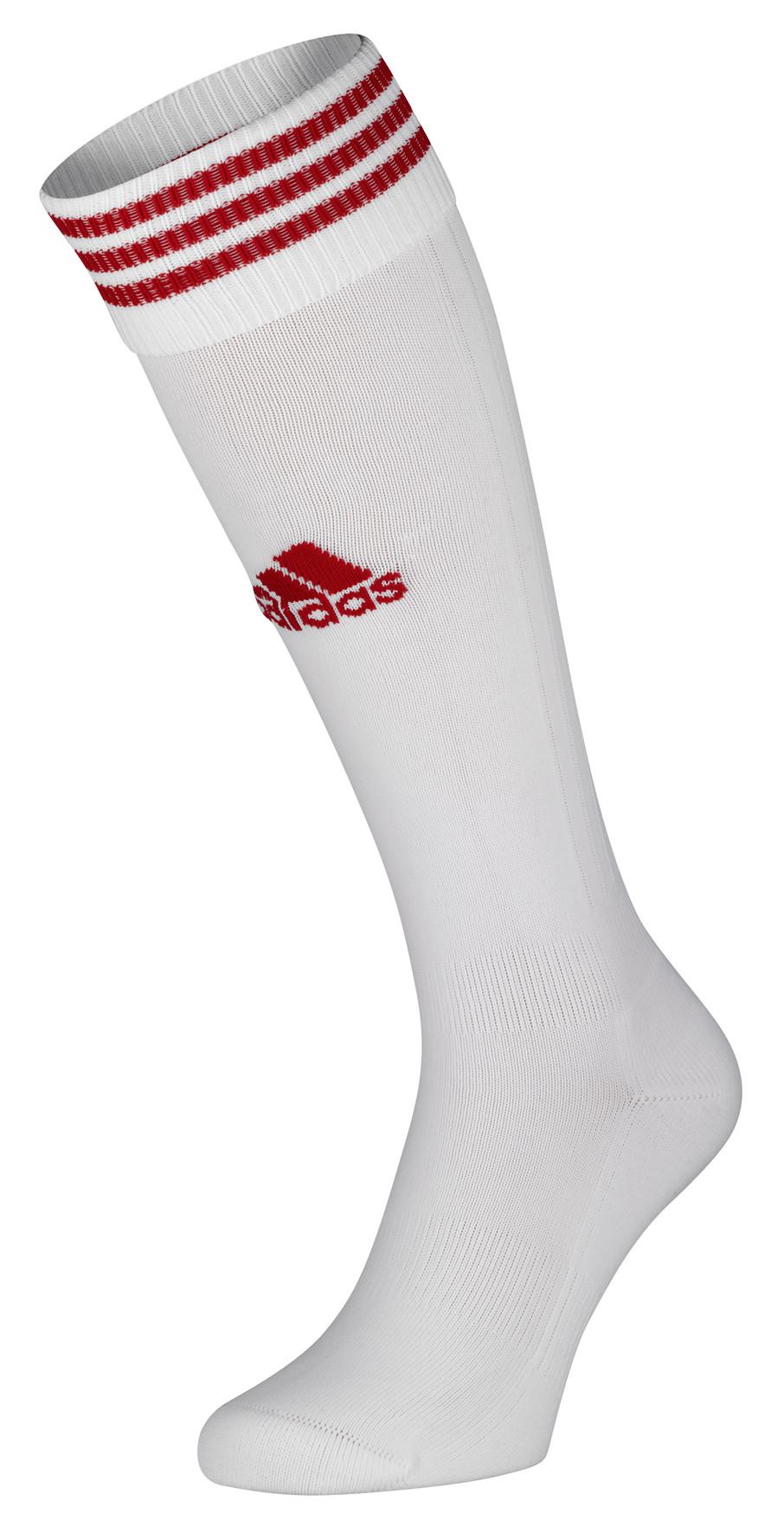 adidas hockeysokken wit