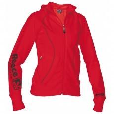 Reece Hooded Sweat Full Zip ladies Rood SR - Bestel online