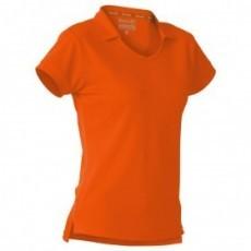 Reece Isa ClimaTec polo ladies Oranje SR - Kopen