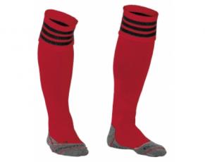 Stanno Ring Sock Rood/Zwart - Koop online