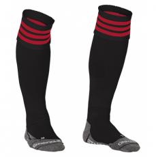 Stanno Ring Sock Zwart/Rood - Kopen
