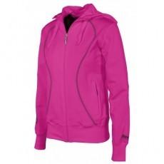 Reece Hooded Sweat Full Zip Ladies Roze SR - Kopen