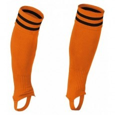 Reece Ring footless sock oranje/zwart