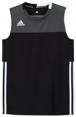 Adidas T16 Climacool Sleeveless Tee Jeugd Jongens Black - Online bestellen