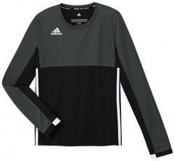 Adidas T16 Climacool Long Sleeve Tee Jeugd Meisjes Black - Koop online