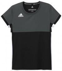 Adidas T16 Climacool Short Sleeve Tee Jeugd Meisjes Black - Koop online