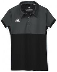 Adidas T16 Climacool Polo Jeugd Meisjes Black - Koop online
