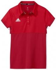 Adidas T16 Climacool Polo Jeugd Meisjes Red - Koop online